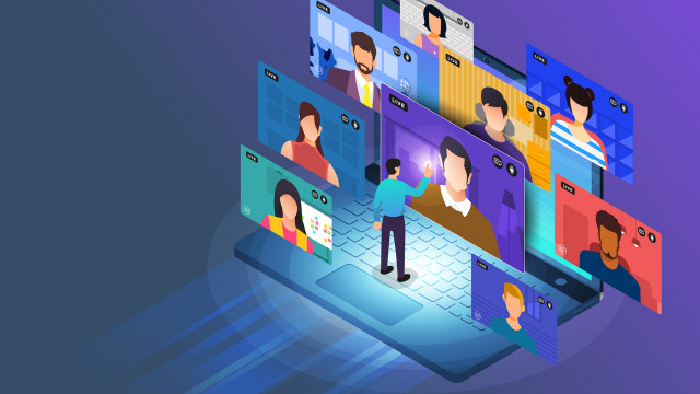Online Toplantılarda Verimliliği Arttırmanın 5 Yolu