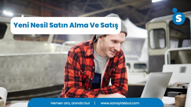 Sanayidebul.com Sanayinin  Buluşma Noktası Olacak