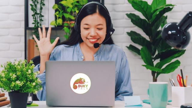 BukyTalk ile Daha Akıcı İngilizce