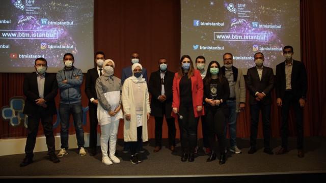 Libyalı Girişimcilerden BTM'ye Ziyaret