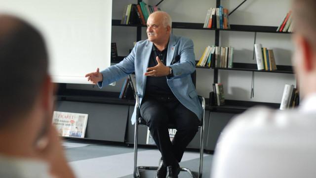 BTM Yatırımcı Buluşmaları'nda Ender Yazıcıoğlu'nu Ağırladık.