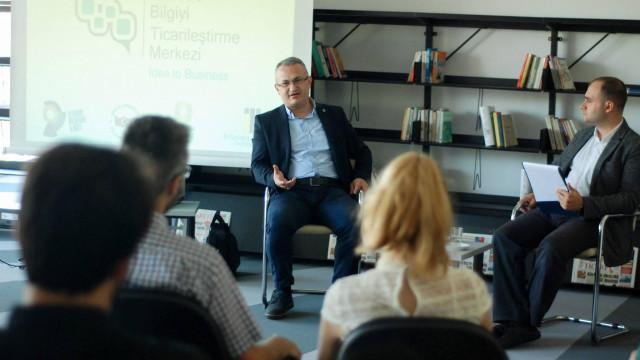 Mehmet Akif Özyurt BTM Yatırımcı Buluşmaları'nın Bu Haftaki Konuğuydu