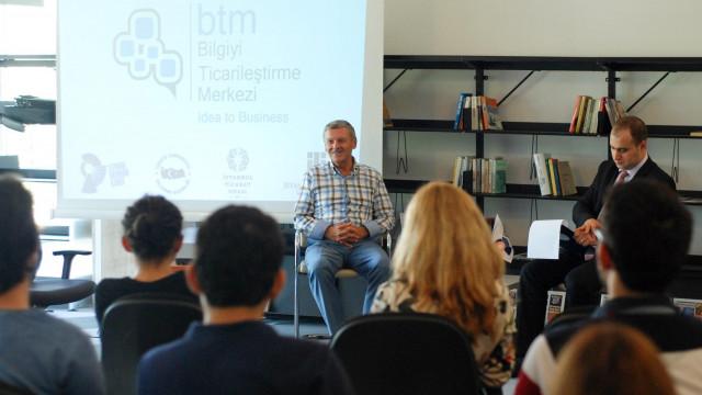 BTM Yatırımcı Buluşmaları'nda Bu Hafta Necmi Sadıkoğlu'nu Ağırladık